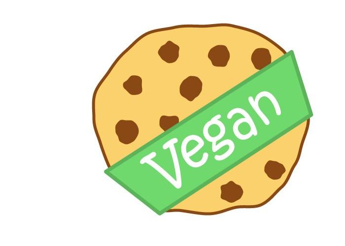 vegan chocolate chip cookies v chip isabella s cookies isabellas cookies