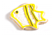 Fish White & Yellow