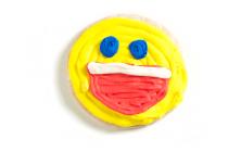 Emoticon-Happy Smile